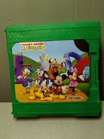 Matchbox Mickey Mouse Clubhouse Pop Up Adventure Playset Incomplete