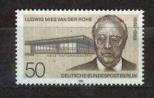ALEMANIA BERLIN GERMANY 1986 MNH SC.9N508 Ludwig Mies von Rohe,architec