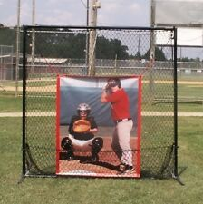 """""""The Ultimate Pitchers Target""""- Pitching Trainer-w/Frame and Catch Net"""