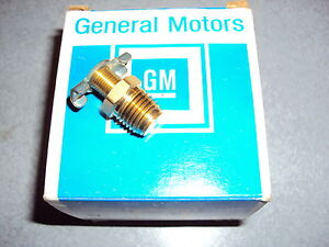 NOS GM Radiator Petcock Chevy Buick Oldsmobile Pontiac Cadillac General Motors
