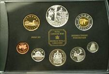2002 Canada Proof Set 'Queen's Golden Jubilee'