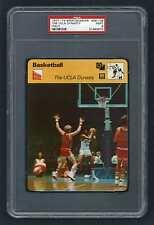 PSA 9 THE UCLA DYNASTY Sportscaster Basketball Card #06-08 ITALY