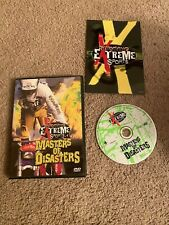 MASTERS OF DISASTERS SURVIVING EXTREME SPORTS DVD