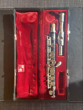 More details for yamaha ypc-32 piccolo - abs resin body and nickel silver keys - fully serviced