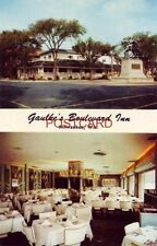 GAULKE'S BOULEVARD INN Hwy. 41 MILWAUKEE, WISCONSIN