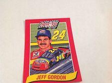 Jeff Gordon -1993 Stove Top Stuffing Mix Racing Card, Jeff Gordon Free Shipping