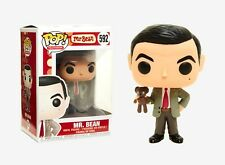 Funko Pop TV: Mr. Bean - Mr. Bean Vinyl Figure Item #24495