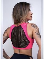 Fitness Neon Pink Top