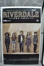 Riverdale One Shot Matthew Dow Smith Variant Archie Comics 2000 Jughead 8.5