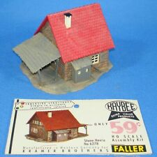 FALLER KAYBEE KRAMER BROTHERS TRACKSIDE STRUCTURES HO SCALE KIT STONE HOUSE 6278
