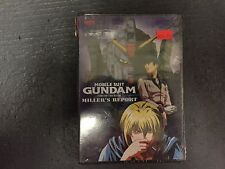 Mobile Suit Gundam: The 08th MS Team, The Movie - Millers Report (DVD, 2002)