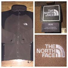The North Face Men's Brown Full Zip Fleece Jacket Size Medium