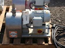 Getecha Material Gebläse .63kw (.8HP) SRS100-A1