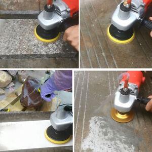 Professional Concrete Grinding Machine 1400W 220V Wet Stone Polisher Grinder