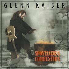 Glenn Kaiser - Spontaneous Combustion CD 1994 Grrr Records [1013] ** NEW **