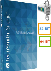 TechSmith®Snagit®2020®LifeTime®LicenseKey