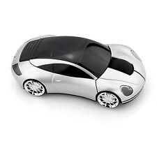 Raton Wireless Inalambrico 2.4 Ghz 3D 1600 dpi Coche Porsche Optico Laser 4373pl
