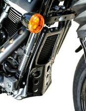 Latérale saute vent pour Harley STREET GLIDE 14-18 Noir