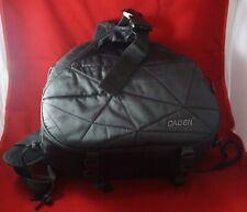 Caden Sling shoulder camera bag colour black