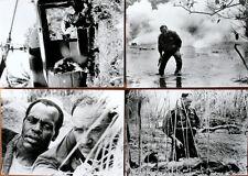 BAT 21 Mitten im Feuer 4 Pressefotos Satz Bat*21 Gene Hackman, Danny Glover