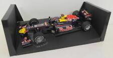 Modellini statici di auto da corsa Formula 1 MINICHAMPS sebastian vettel , Scala 1:18