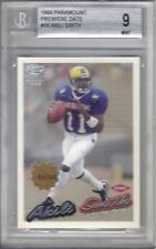 1999 PACIFIC PARAMOUNT PREMIERE DATE #'ed 03/62 AKILI SMITH #56 old label BGS 9