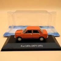IXO Altaya Fiat IAVA 128TV 1971 1:43 Diecast Models Limited Edition Collection