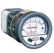 """Dwyer A3010 Photohelic Pressure Switch/Gauge (0-10""""w.c.)"""