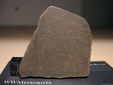 Meteorite NWA 12461 - Carbonaceous - CO3 with Fa20.8±23.3, (PMD 102%, range)