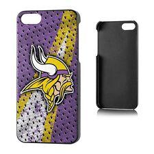 NFL Licensed (8177) Minnesota Vikings Slim Cover Hard Case For iPhone 5/5S/SE