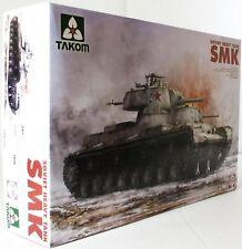 Takom 1:35 02112 Soviet Heavy Tank SMK Model Military Kit