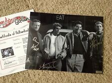Rare HAPPY DAYS Cast In-Person Signed 13X10 Photo - SuperStars Gallery (SSG) COA