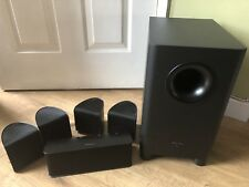 Pioneer S-11 & S-21W - Boxed set of 5.1 surround speakers (with subwoofer)