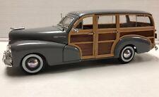 1948 Chevrolet Fleetmaster Gray DieCast 1/18