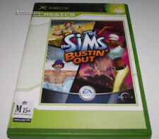 The Sims Bustin Out Xbox Original PAL (Classics) *Complete*