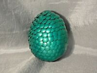 Emerald Green Dragon Egg - Cosplay - Harry Potter - Game of Thrones - Medium