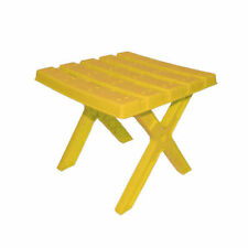 Tavolini e sedie verde per bambini