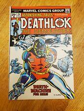 Astonishing Tales #26 2nd Appearance of Deathlok, Marvel 1974