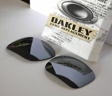New 100% Authentic Oakley Sliver Sunglasses Grey Replacement Lens #101-088-007