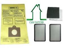 Kenmore Canister Vacuum 50558 5055 C 11 Bags + 2 EF1 & 2 CF1 Filter Bundle