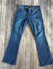 Lucky Brand Denim Jeans Womens Size 4 27 Sofia Boot Cut Medium Wash Regular