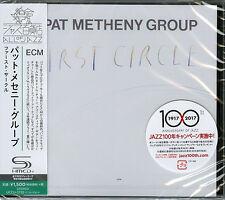 PAT METHENY GROUP-FIRST CIRCLE-JAPAN SHM-CD C94
