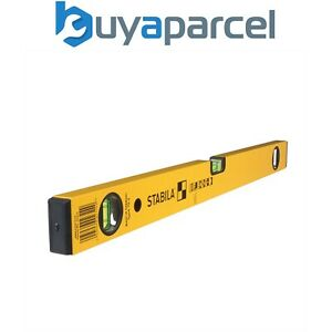 Stabila 70-2 1200mm 120cm 48 Inch Spirit Level Double Plumb STB70248 Smooth Face