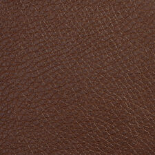 G505 Brown Upholstery Grade Recycled Leather Bonded Leather By The Yard