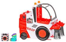 The Grossery Gang Series 3 Putrid Power The Clean Team Street Sweeper Playset