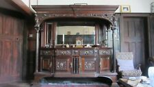 More details for victorian sideboard ( exhibition made ) 1850-90