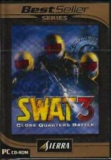 SWAT 3 Special Weapons and Tactics come nuovo