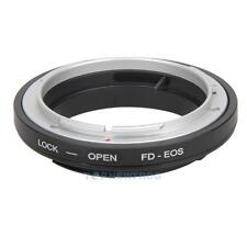 New FD-EOS Mount Adapter No Glass Canon FD Lens to EOS EF 600D 60D 1100D Camera