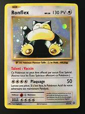 Carte Pokemon RONFLEX XY179 PROMO HOLO Française NEUF