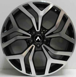 22 INCH VELLA STYLE WHEELS TO FIT RANGE ROVER WITH TYRES! A SET of 4